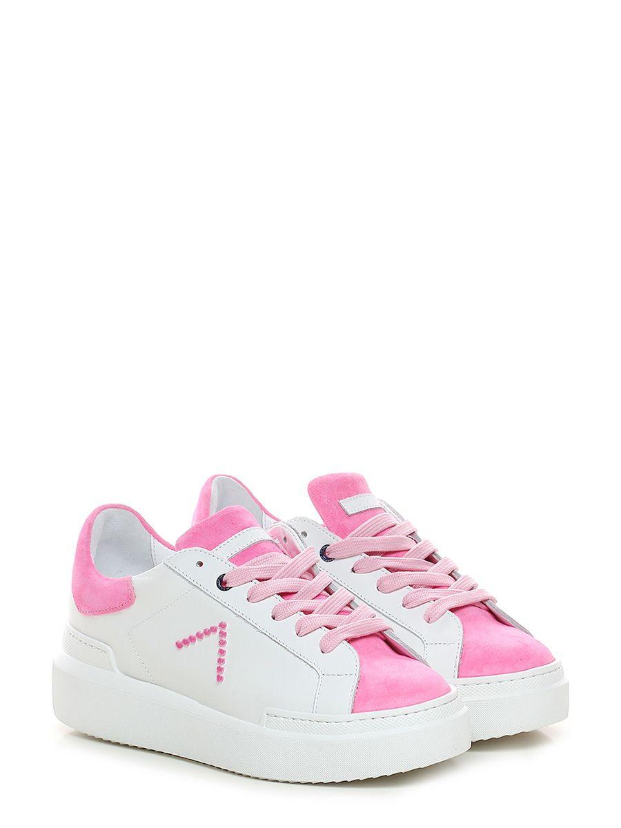 Sneaker Pinkwhite Ed Parrish | Sapatos, Acessórios, Roupas