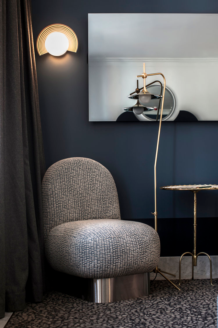 Henrietta Hotel Chzon Home Decor Furniture Unique Floor Lamps