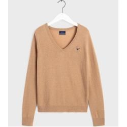 Photo of Gant Superfine Lambswool Sweater (grün) Gant
