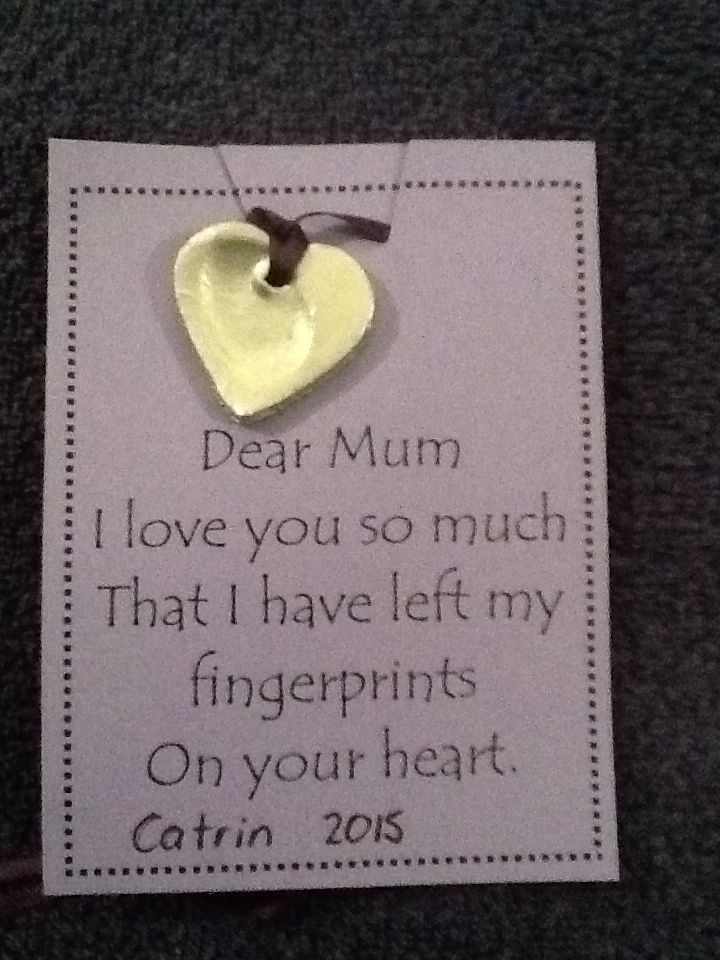 Thumbprint Necklaces For Mother S Day Mothers Day Mothers Day