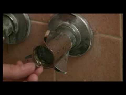 How To Remove Stubborn Bathtub Faucet Handles - YouTube | Nest ...