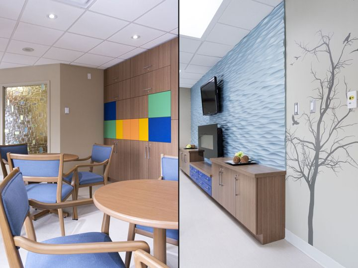 healthcare villa colombo by ambience design group toronto canada retail design blog - Interior Design Blogs Canada
