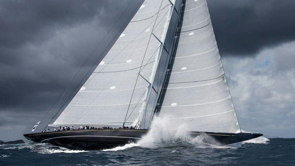 J huanman sailing luxury sailing yachts sailing yacht