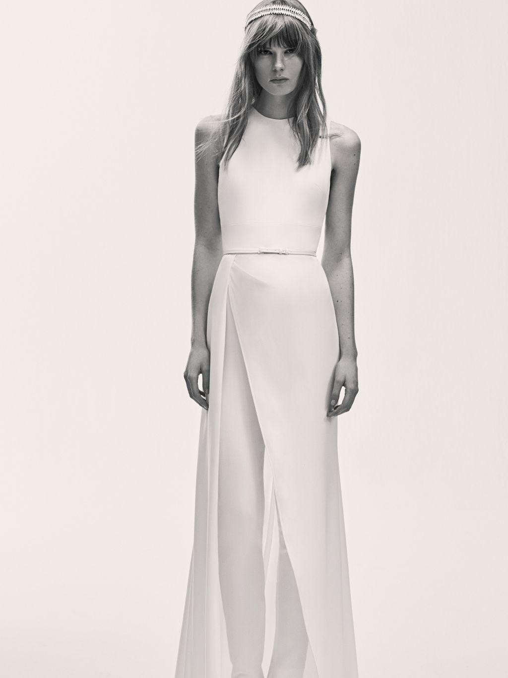 Elie Saab Bridal Spring 2017   Hochzeitskleider, Brautmode und Ballkleid