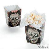 Halloween Zombie Head Mini Popcorn Boxes - 12 ct - http://www.seasonal.dprets.com/halloween-zombie-head-mini-popcorn-boxes-12-ct/