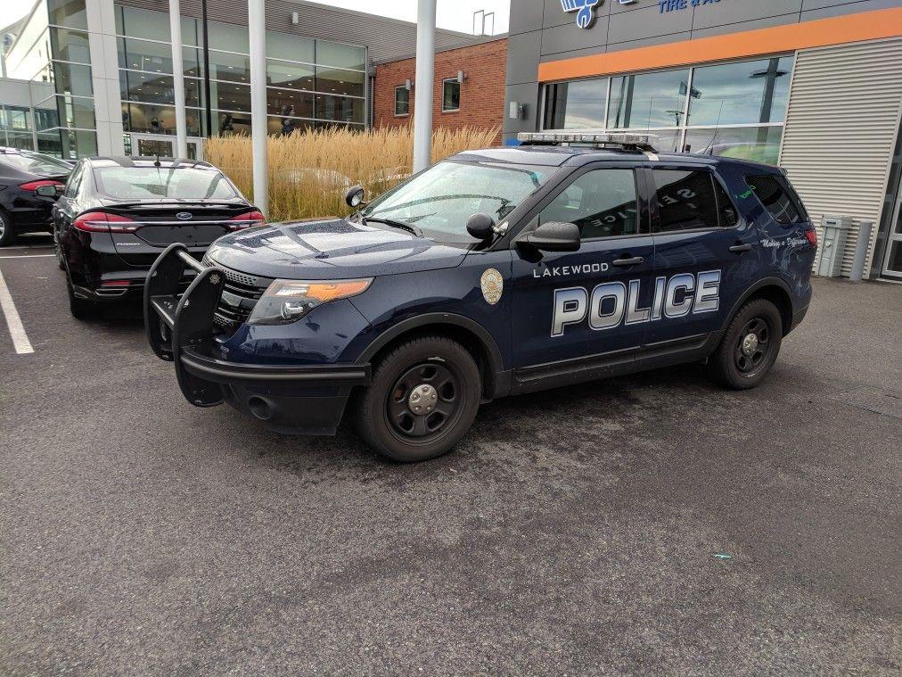 Wa Lakewood Police Dept Ford Police Police Cars Police