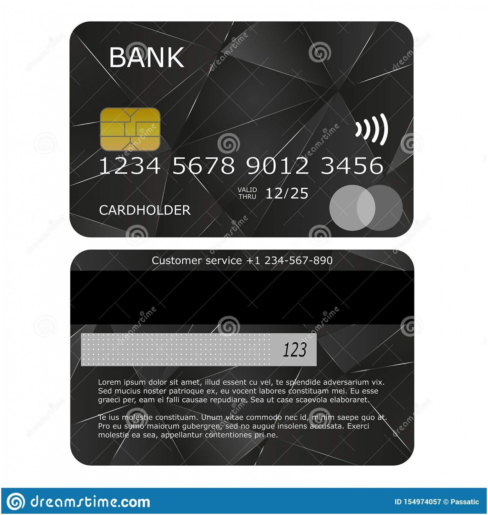 The Shocking Revelation of Credit Card Front And Back credit