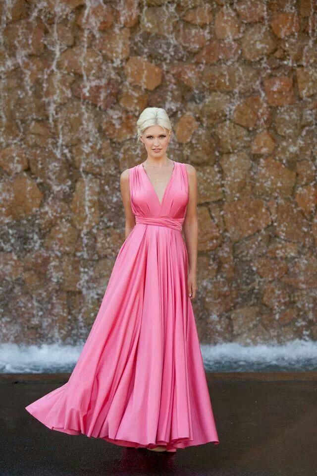 Convertible dress | Fashion | Pinterest