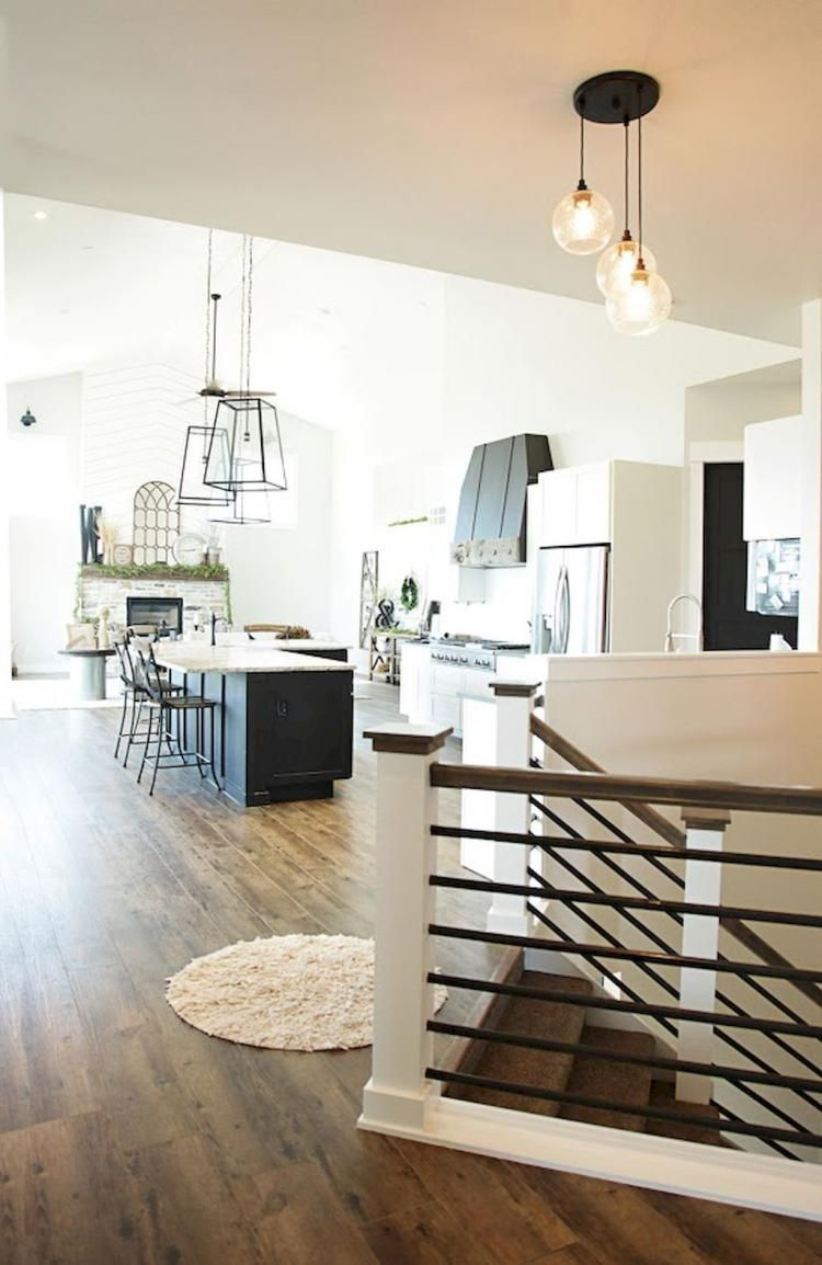 Best Modern White Farmhouse Kitchen Ideas Modern