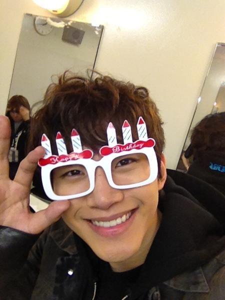 HAPPY BIRTHDAY JUNHO-SSI! :D <3 01/25