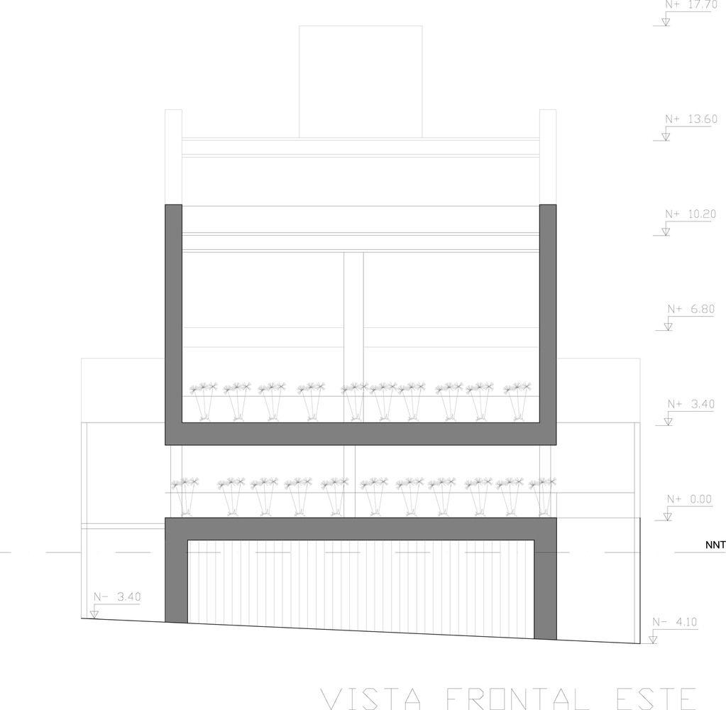 Gallery of Apartment Building Zambeze / Juan Pablo Ribadeneira Mora - 24