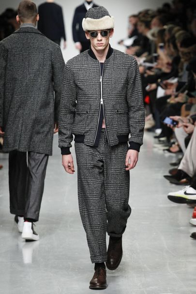 Oliver Spencer Autumn/Winter 2017 Menswear Collection