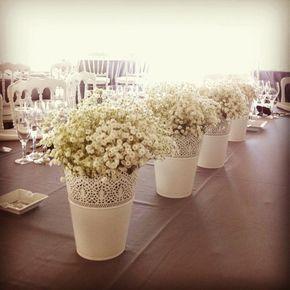 d co florale l atelier de vik wedding pinterest d coration mariage table mariage et. Black Bedroom Furniture Sets. Home Design Ideas
