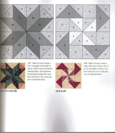 f140d6e453199b57d59ae9946a1dd516 - Better Homes And Gardens Triangle Quilt