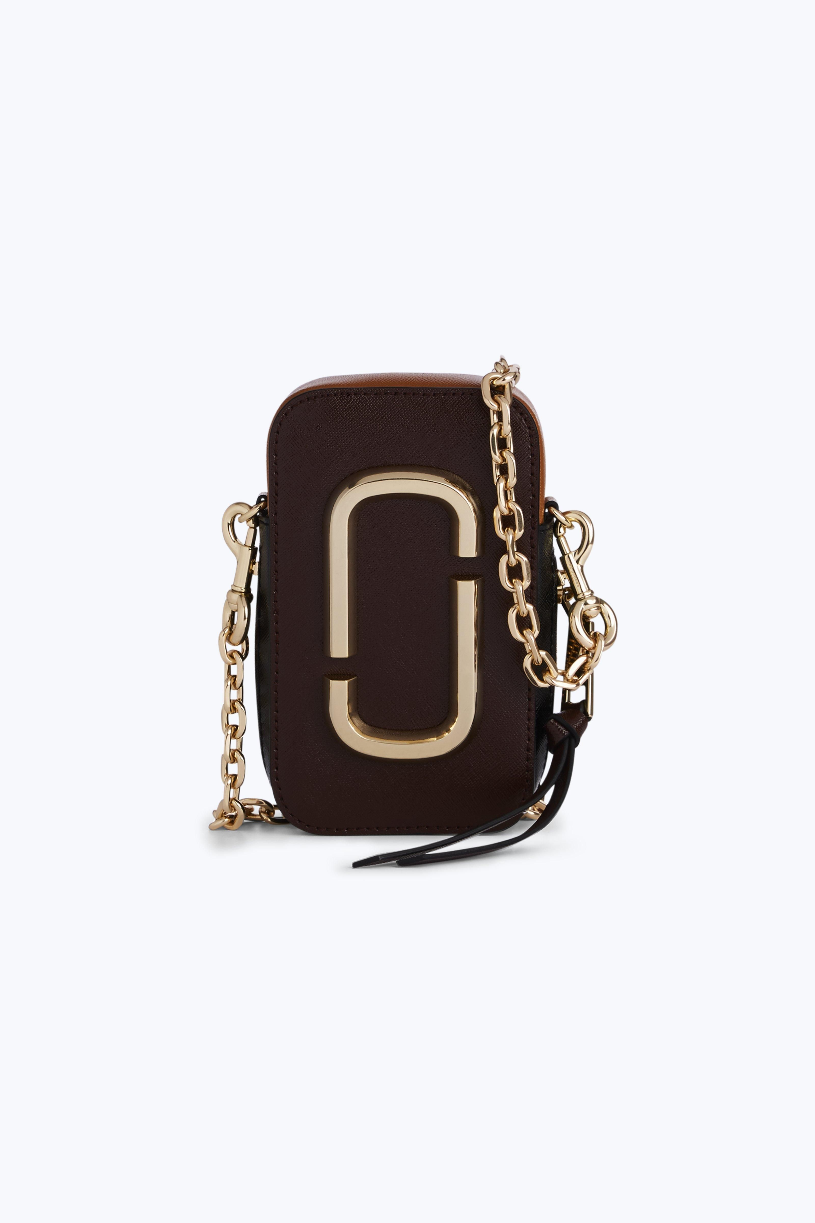 5e3b9283c43f Marc Jacobs Hot Shot Bag in Chocolate