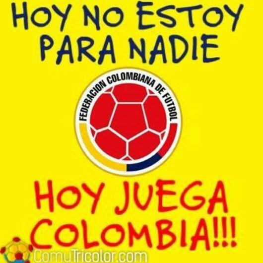 Comutricolor Hoy No Molestar Estoy En Modo Tricolor Colombia Vs