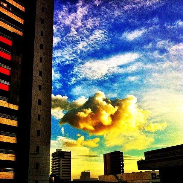 Super Color sky