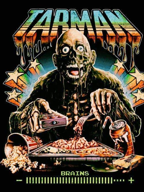 Art Print poster Return of the Living Dead Classic Horror Movie24x36deco custom