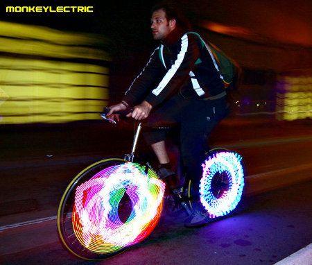 pimp wheel lights