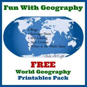 Main | Geography | Middle school geography, Teaching world