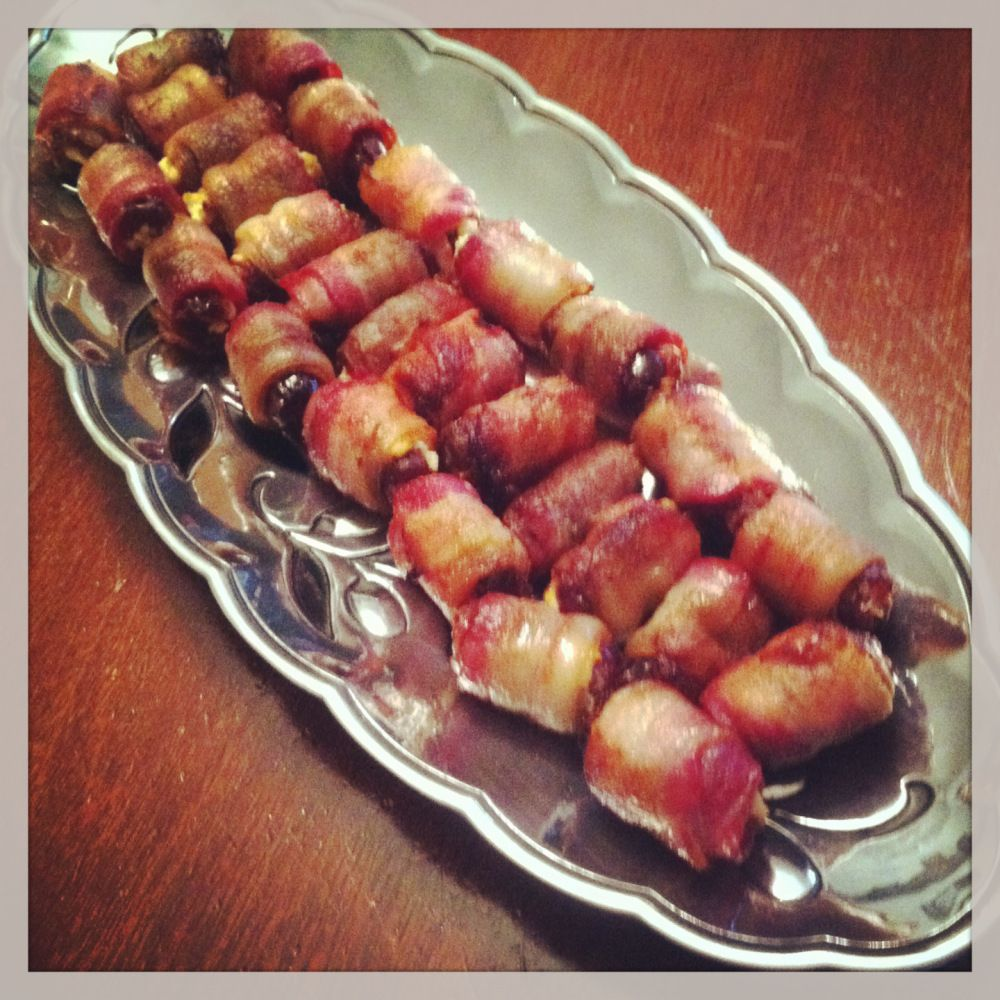 Bread Wine By Shauna Niequist Book Review Christine Trevino Bacon Wrapped Dates Bacon Wrapped Favorite Recipes