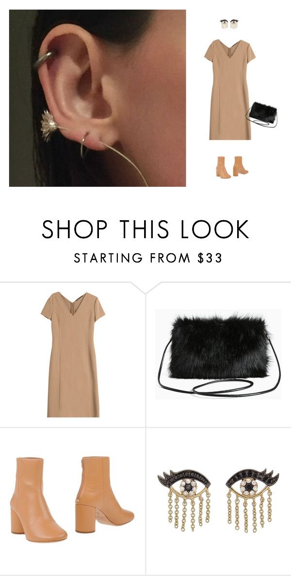 """""""Untitled #1231"""" by l-jane ❤ liked on Polyvore featuring Agnona, Torrid, Maison Margiela and Sydney Evan"""
