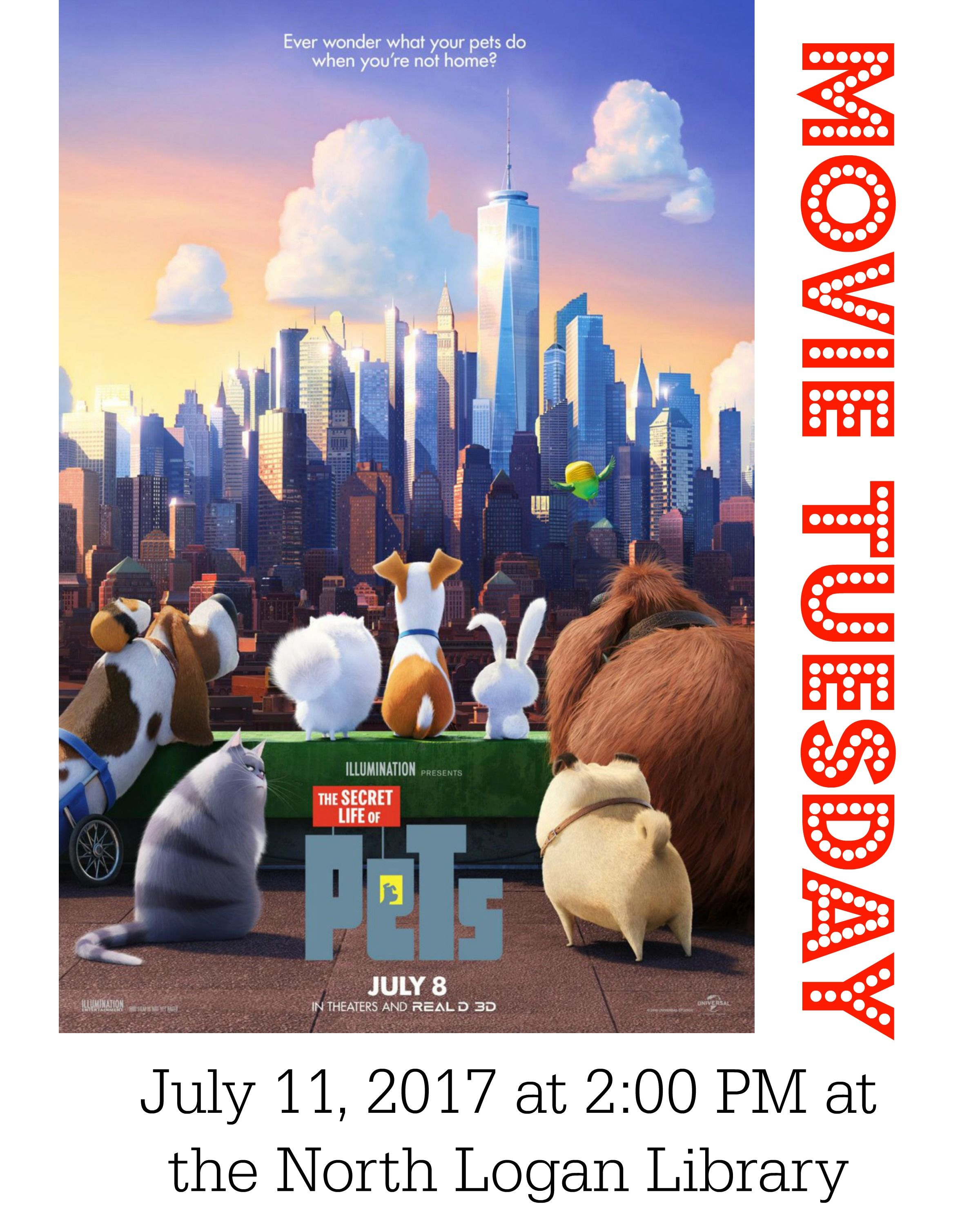 Bring Your Kids To An Exclusive Showing Of The Secret Life Of Pets