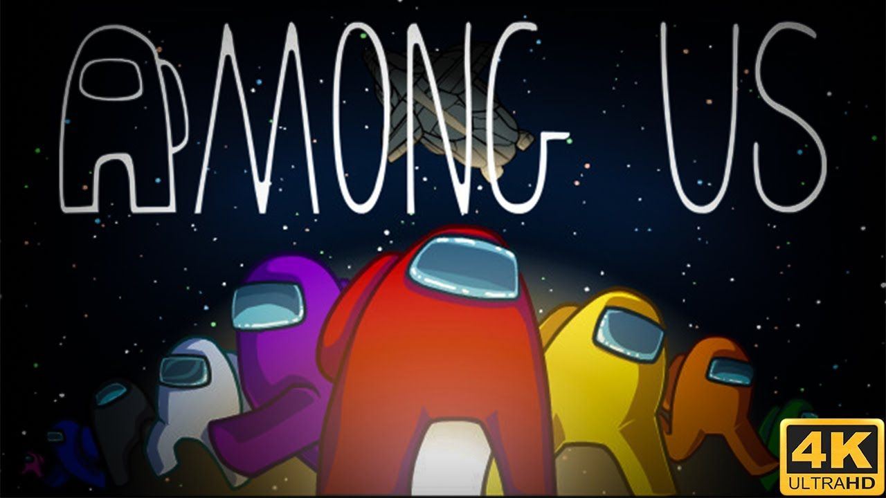Among Us Game 4k Video Real Life Games Online Multiplayer Games Games