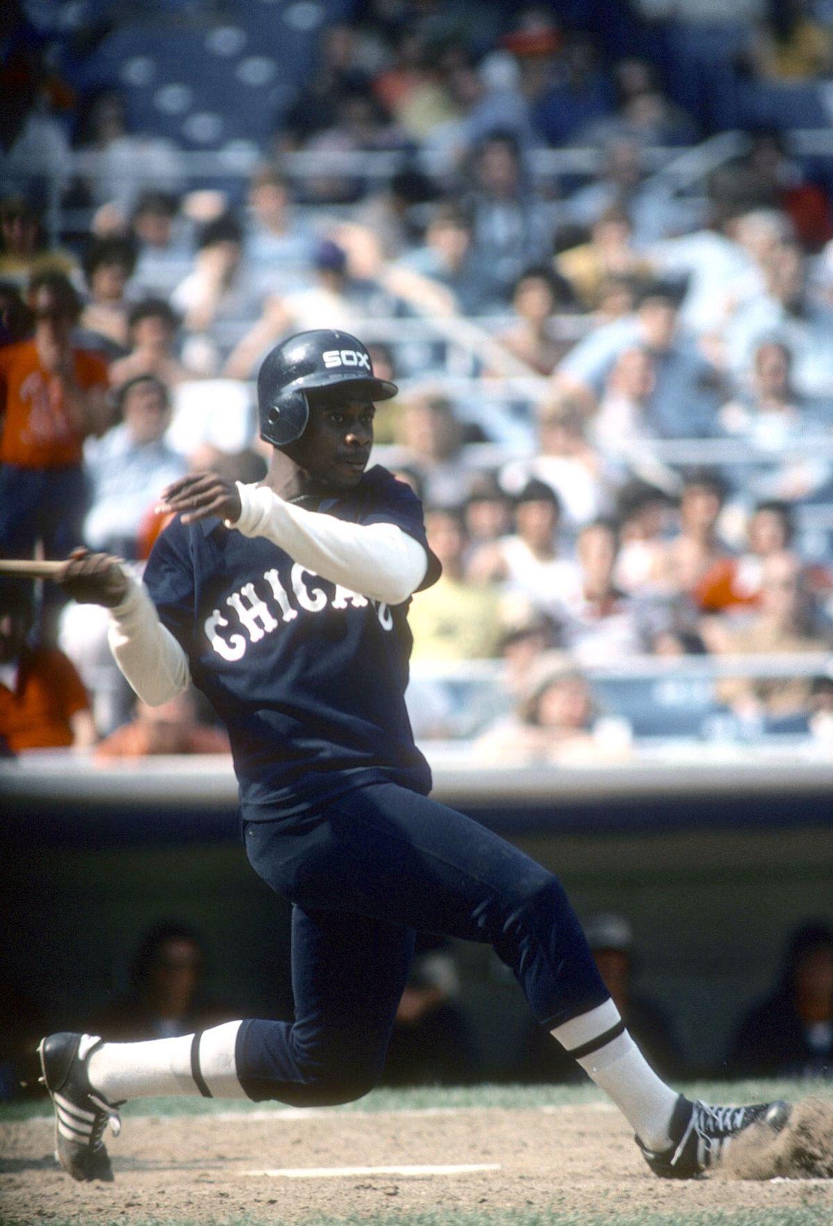 88ccc74a428 Ralph Garr - Love those 1970s Chicago White Sox uniforms