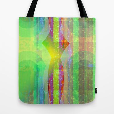 Mod+Squad+Tote+Bag+by+Vikki+Salmela+-+$22.00 #tote #bags #mod #art #society6 #shopping #retro #polkadotstudio #sparkle