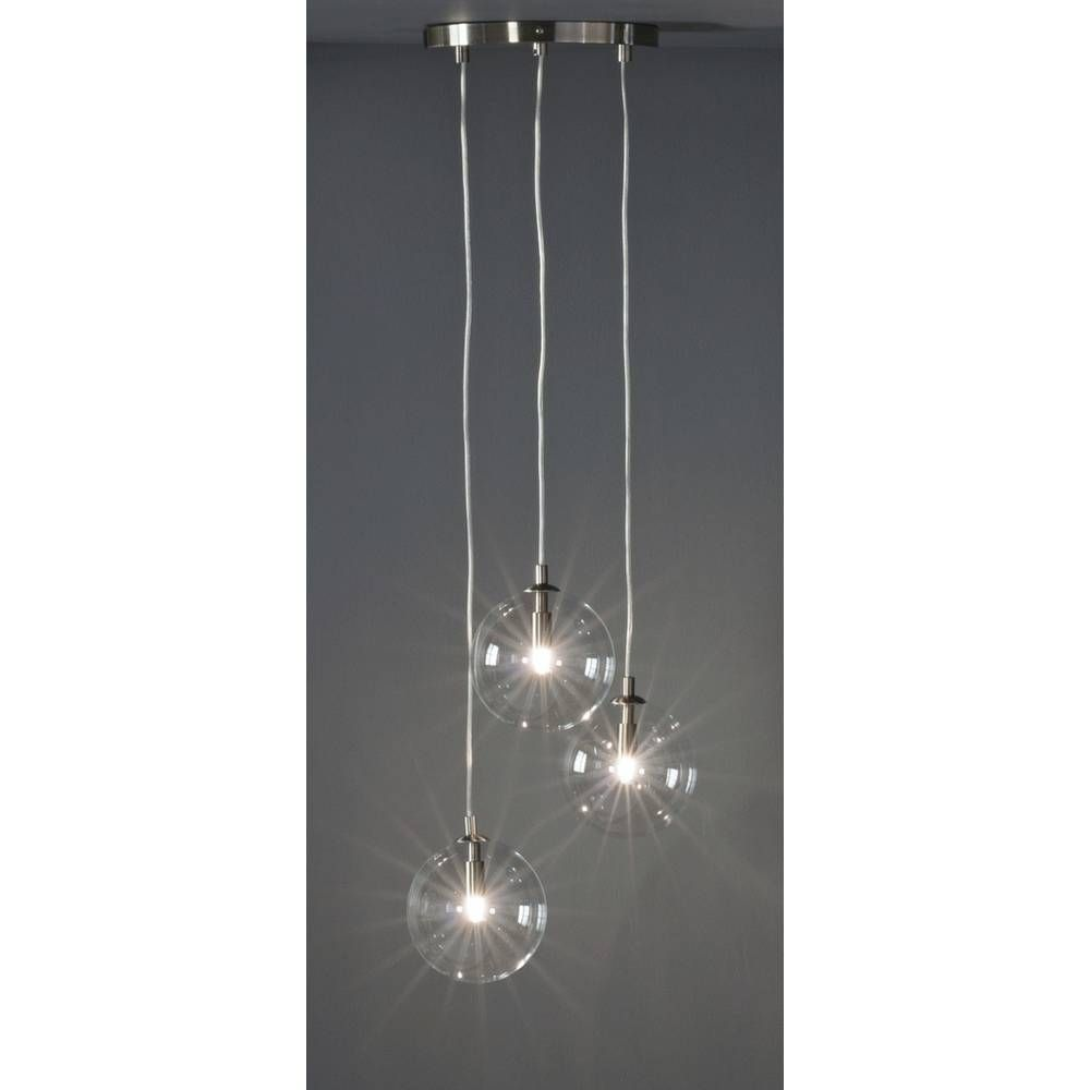 Home Cascade 3 Globe Pendant New House In 2019 Ceiling