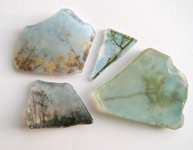 tutorial on how to transfer photos onto beach glass this is super