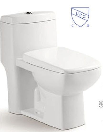 Crown Emprio Dual Flush Toilet Home Decor Store Toronto and GTA