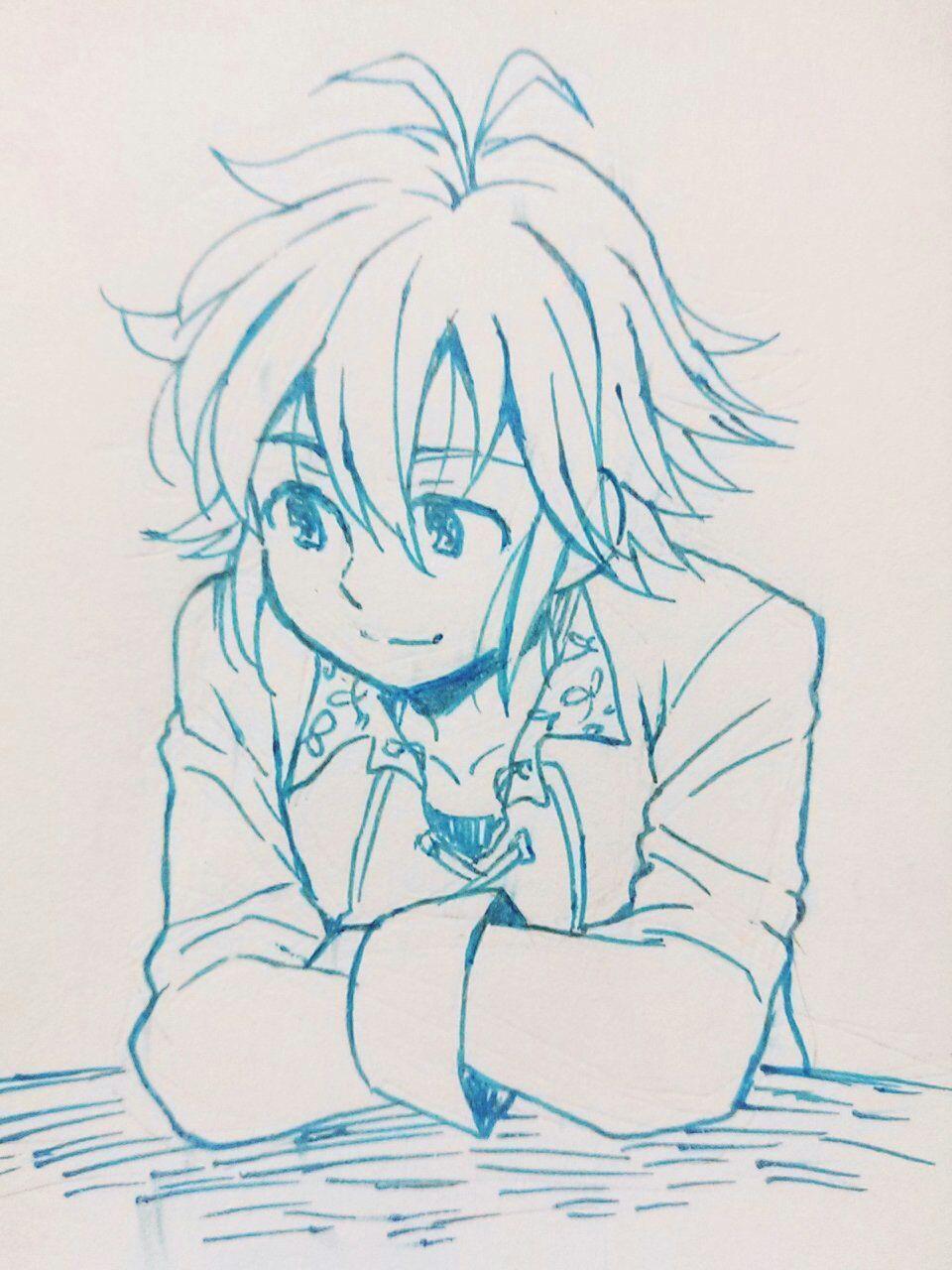 Galeria Nanatsu No Taizai Arte De Anime Dibujos Anime 7 Pecados Capitales