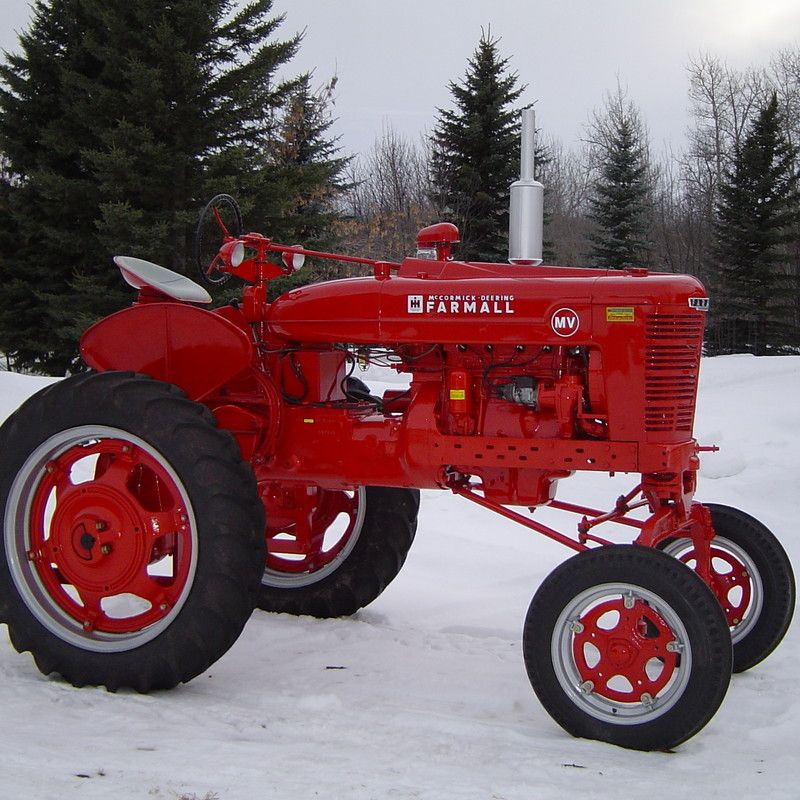 Do You Think 1949 Farmall MV Deserves To Win The Steiner