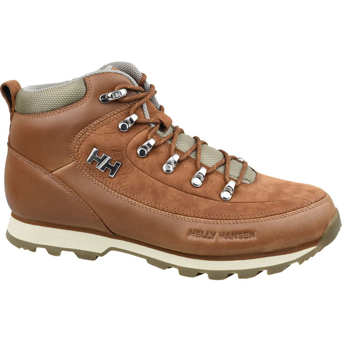 Buty Helly Hansen The Forester W 10516 580 Brazowe Shoe Laces Helly Hansen Shoes