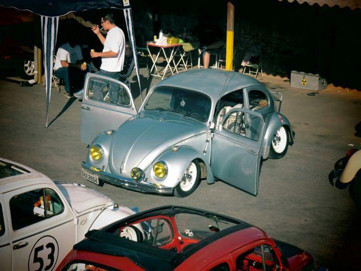 Tocando terror .....MUSIC + VW's + BEER+ FAMILY