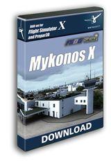 AEROSOFT - MYKONOS X (DOWNLOAD) | FSX Scenery
