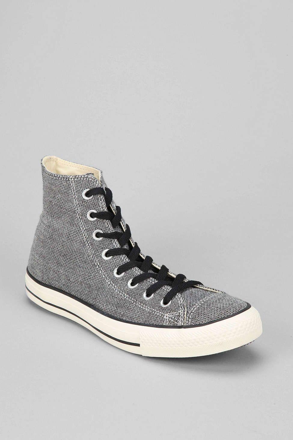 721d29102d73 Converse Chuck Taylor All Star Woven High-Top Mens Sneaker - Urban  Outfitters