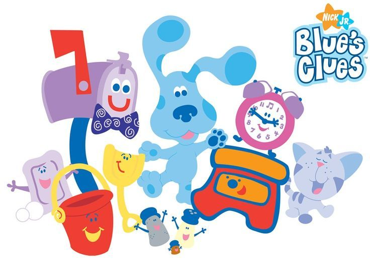 Image result for blues clues blues clues clue party