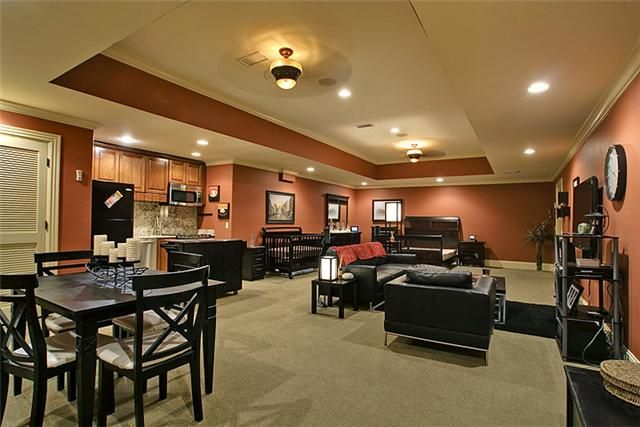 basement apartment basement apartment with full kitchen all appliances - Basement Apartment Ideas