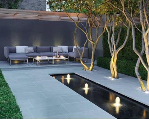 Exterior 3d Modern Architecture House Landscapearchitecture Gardendesign Landscapedesigner Outdoo Modern Landscaping Modern Garden Small Garden Design