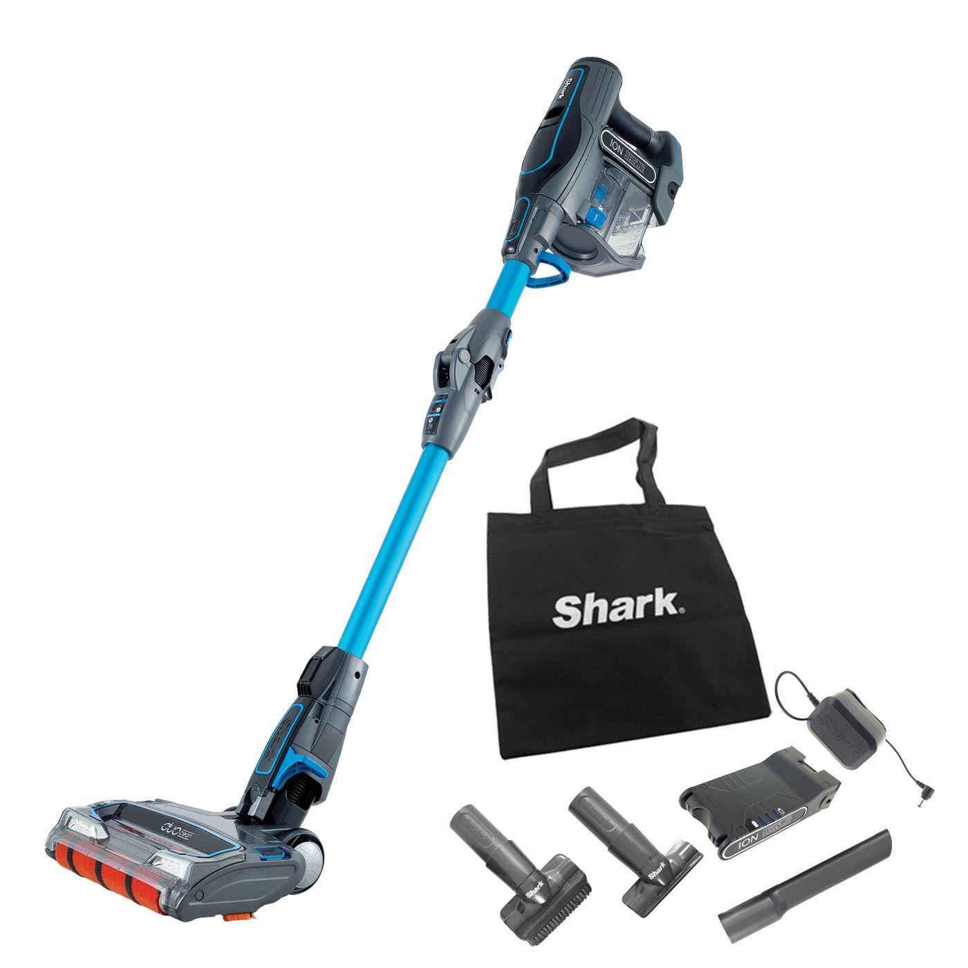 Shark Duoclean Cordless Vacuum Cleaner With Flexology If200uk Kabelloser Staubsauger Bodenstaubsauger Handsauger