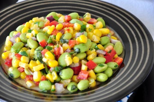 Edamame Salad Recipe Edamame Salad Edamame Salad Recipes