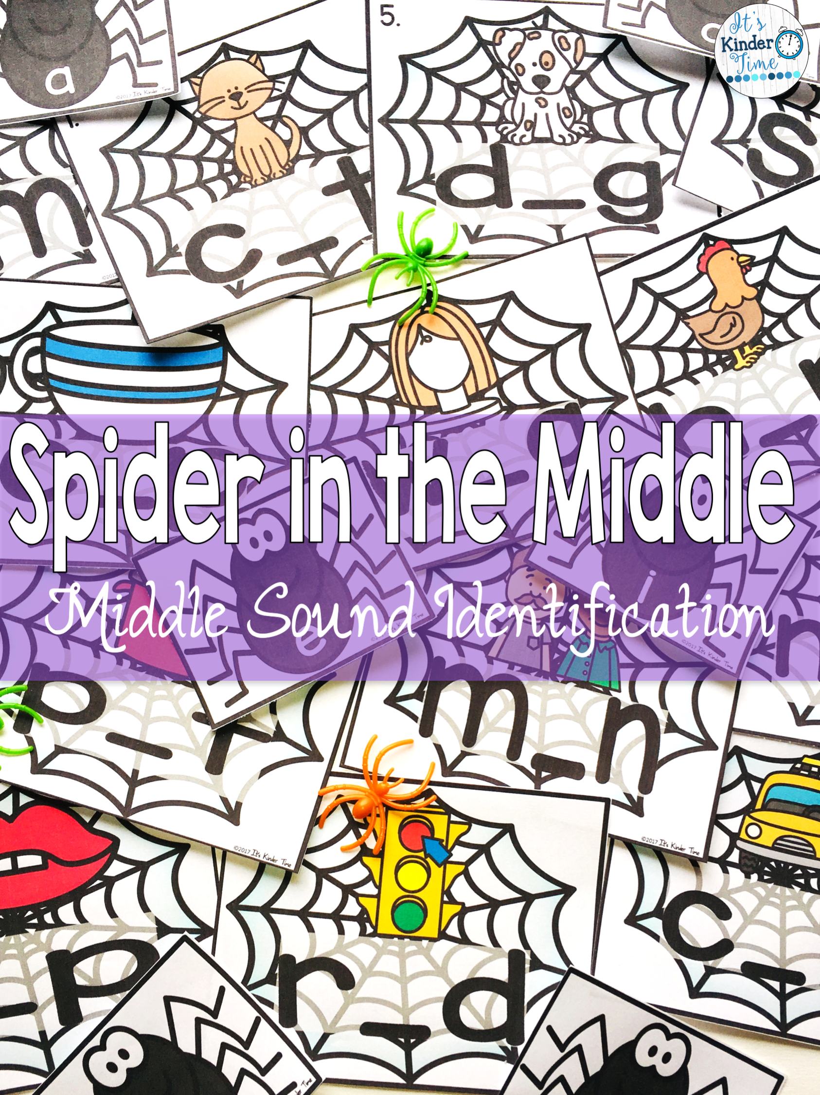 Spider In The Middle