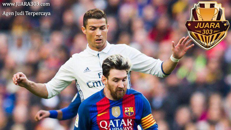 Berita Bola Messi Ronaldo Pemain Hebat Sport News Messi