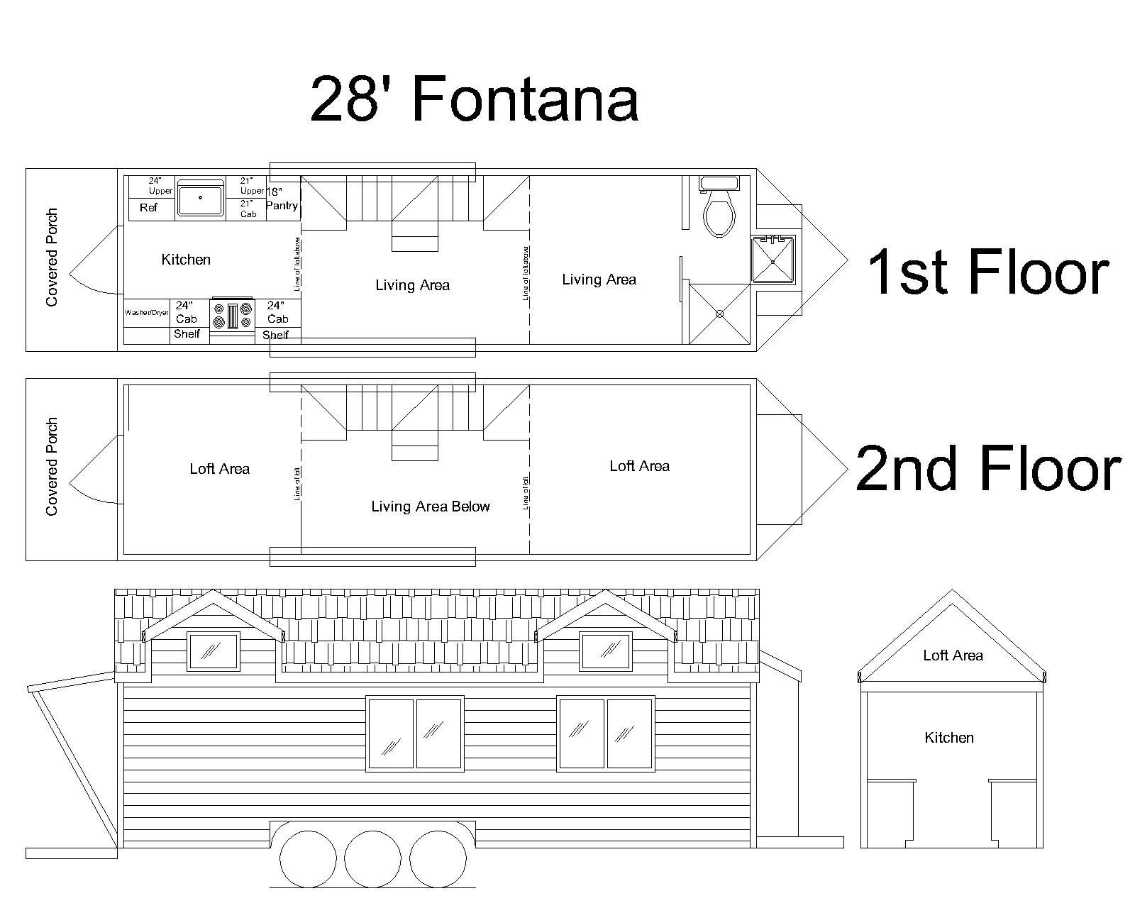 Cornerstone tiny home plans pricing cornerstone tiny for Cornerstone house plans