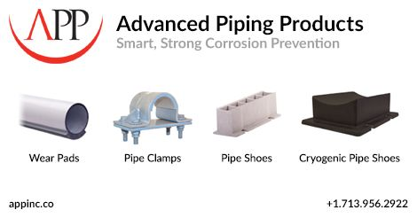 Advanced Piping Products (APP) sets the industry benchmark