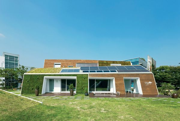 Eco Friendly Homes Ideas | Technology Green Energy