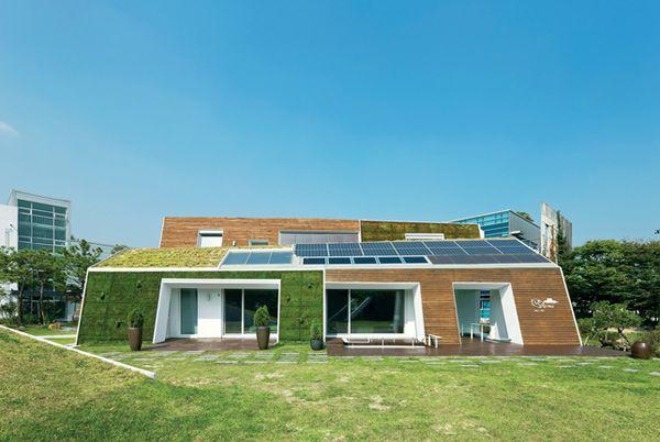 Eco Friendly Homes Ideas | Technology Green Energy